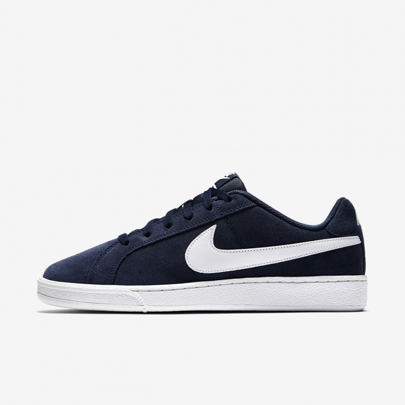 MidnightNavy/White - NikeCourt Royale
