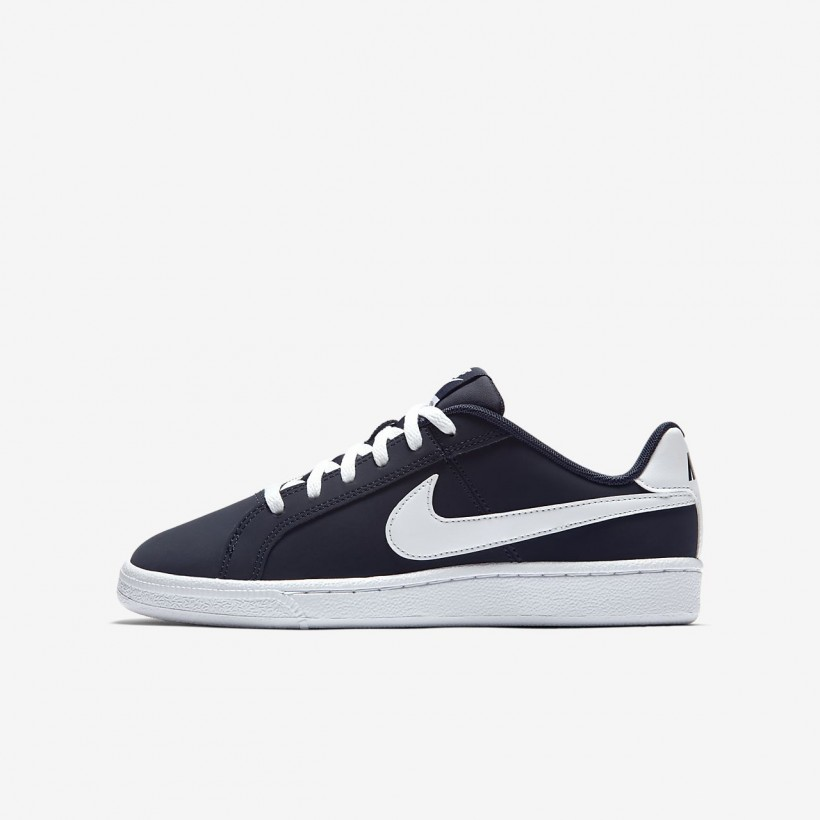 Obsidian/White - NikeCourt Royale