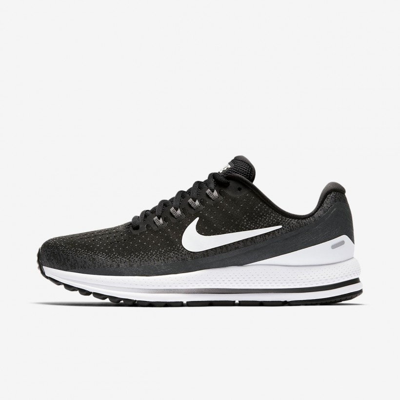 Black/Anthracite/CoolGrey - Nike Air Zoom Vomero 13