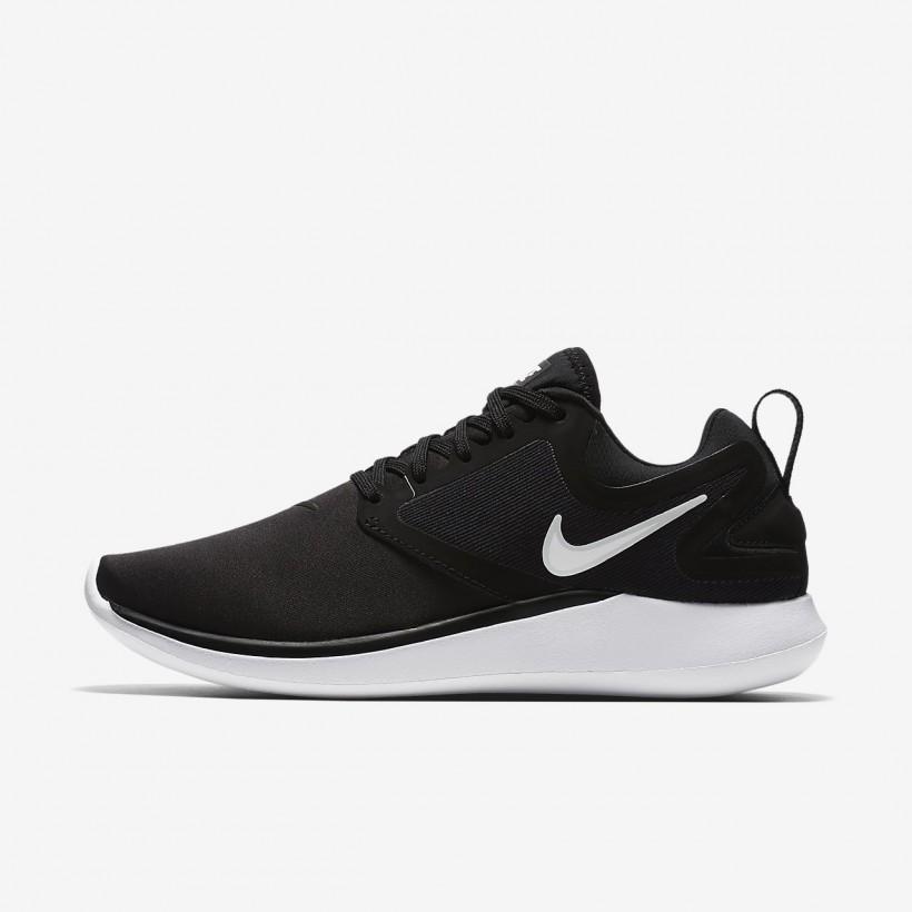 Black/Anthracite/White/White - Nike LunarSolo