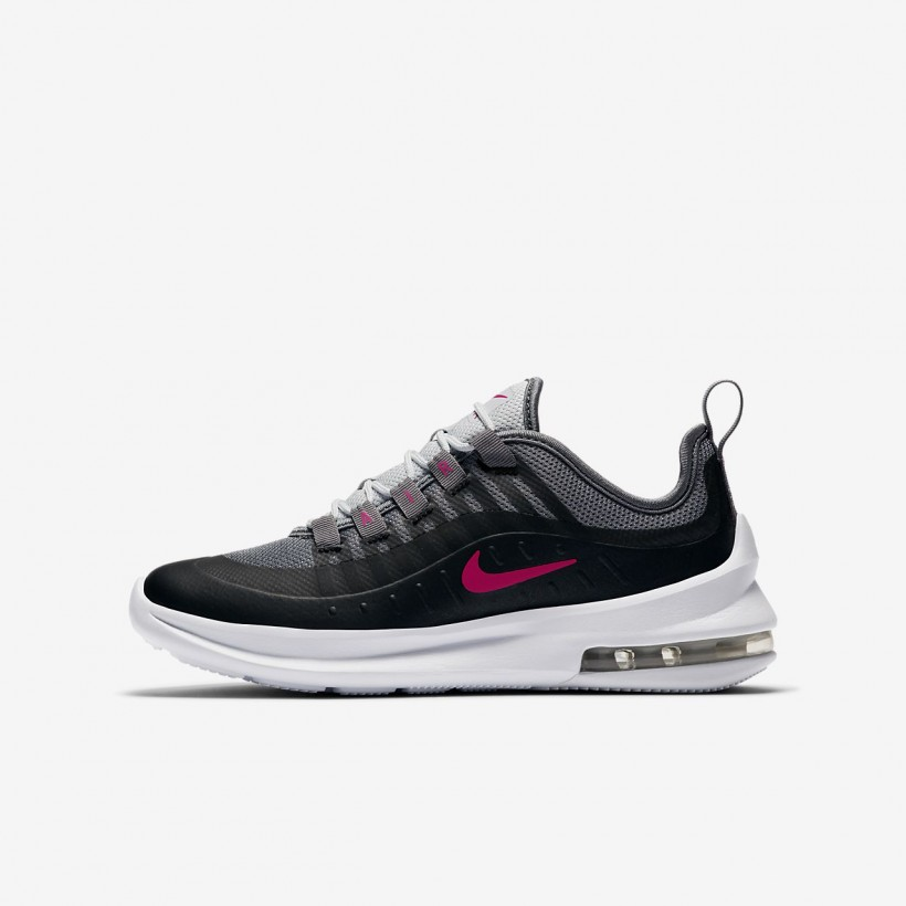 Black/Anthracite/CoolGrey/RushPink - Nike Air Max Axis