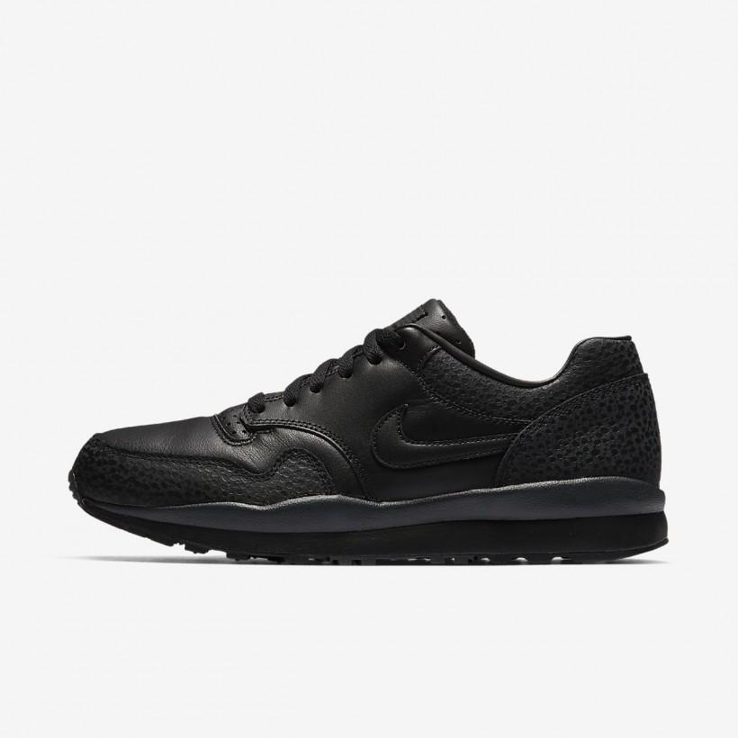 Black/Anthracite/Black - Nike Air Safari QS