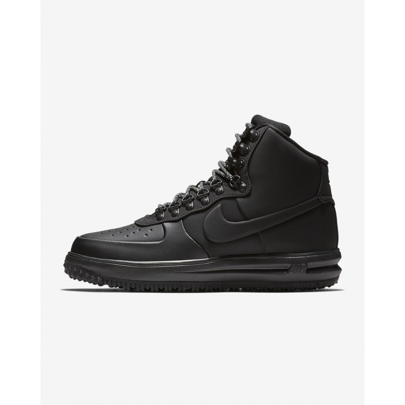 Black/Black/Black - Nike Lunar Force 1 '18