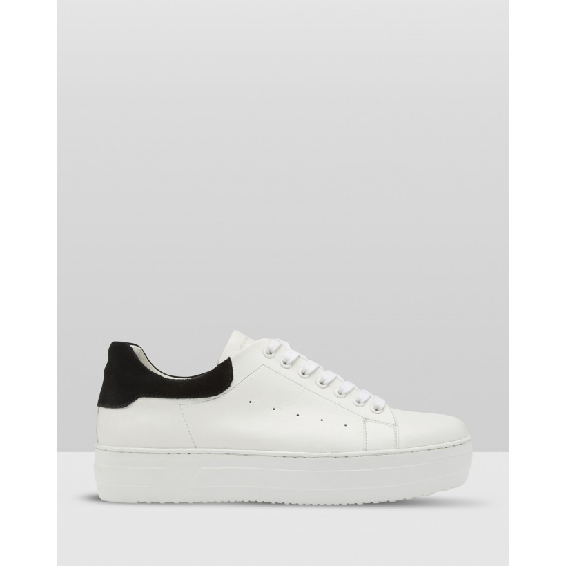 Cara Sneakers WHITE by Oxford