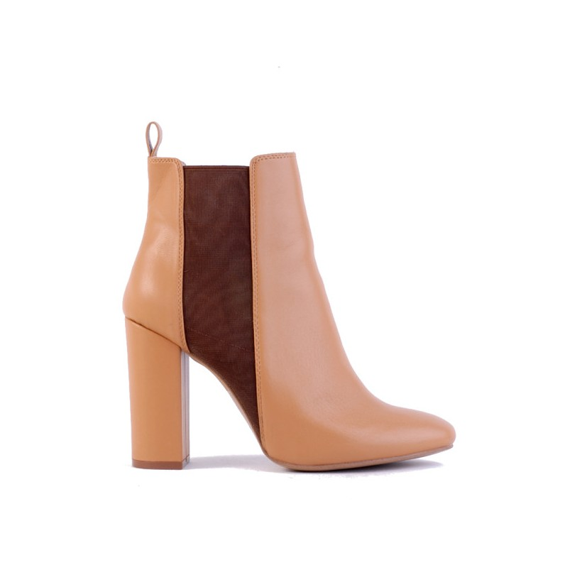 Piston - Camel Leather by Siren Shoes