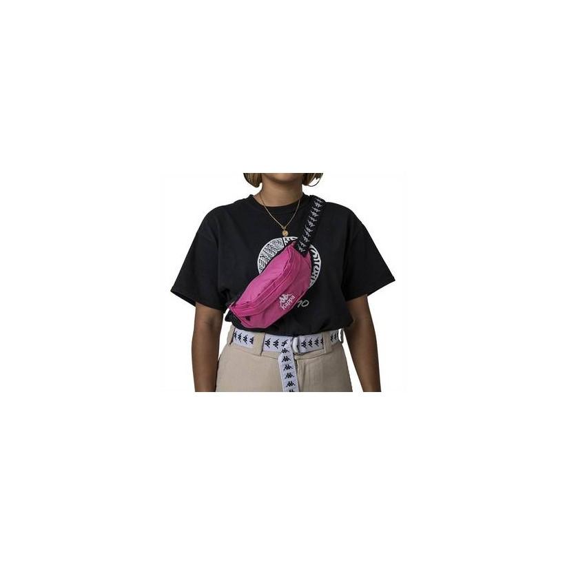 223 Banda Anais Hip Bag 909 Fuchsia Lt - Black