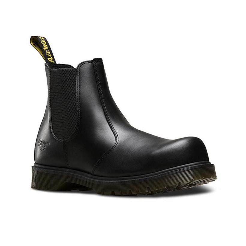 ICON 2228 SAFETY BOOT BLACK