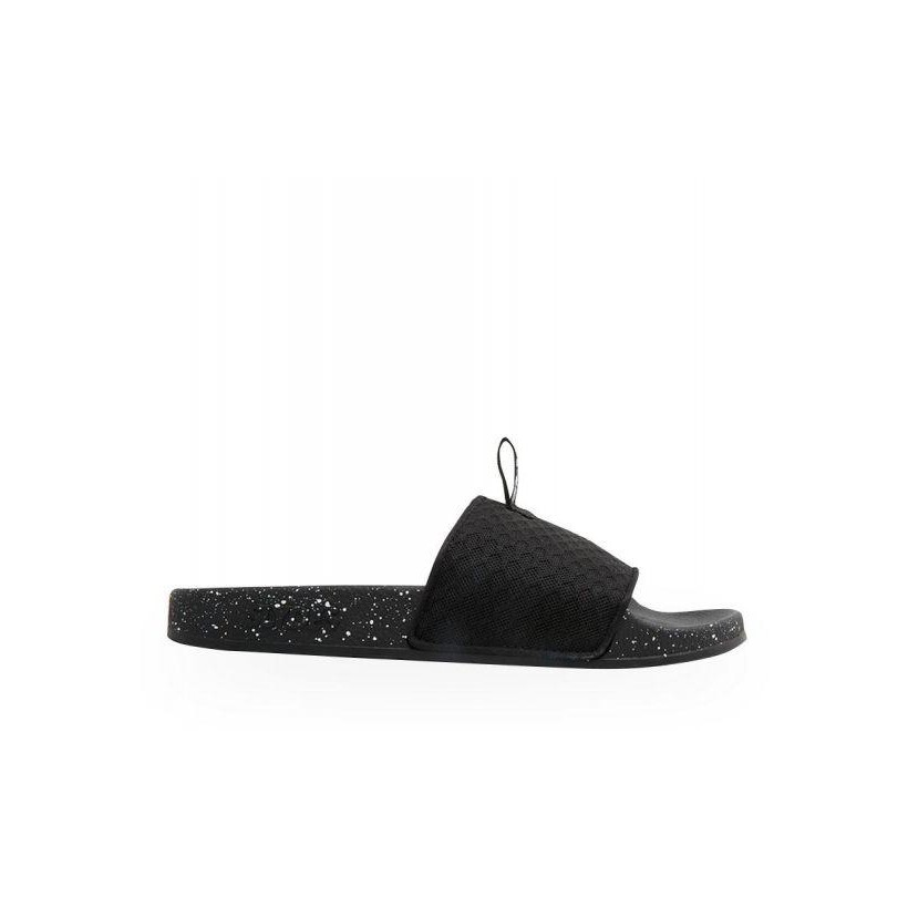 Cruz Mesh Slides Black