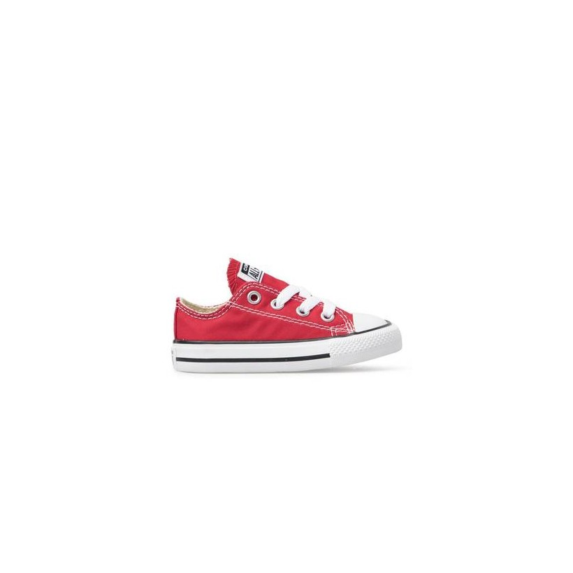 Infant Chuck Taylor All Star Lo Red