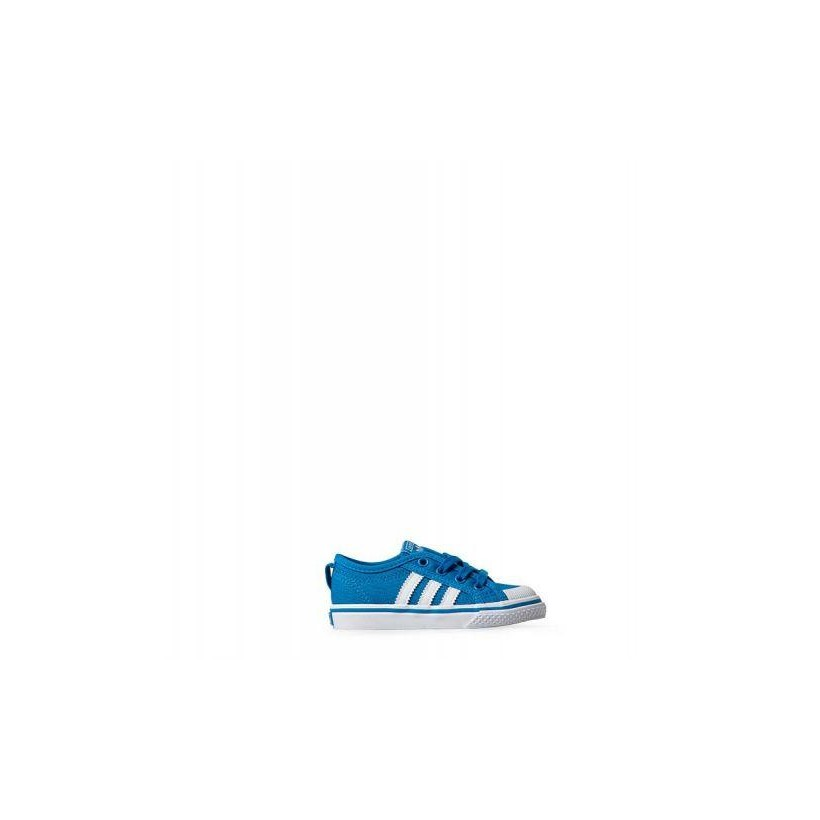 Infant Nizza Bright Blue/Ftwr Wht/Ftwr Wht