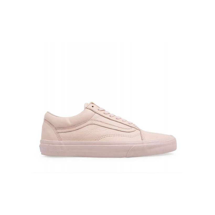 Leather Old Skool (Leather) Mono/Sepia Rose