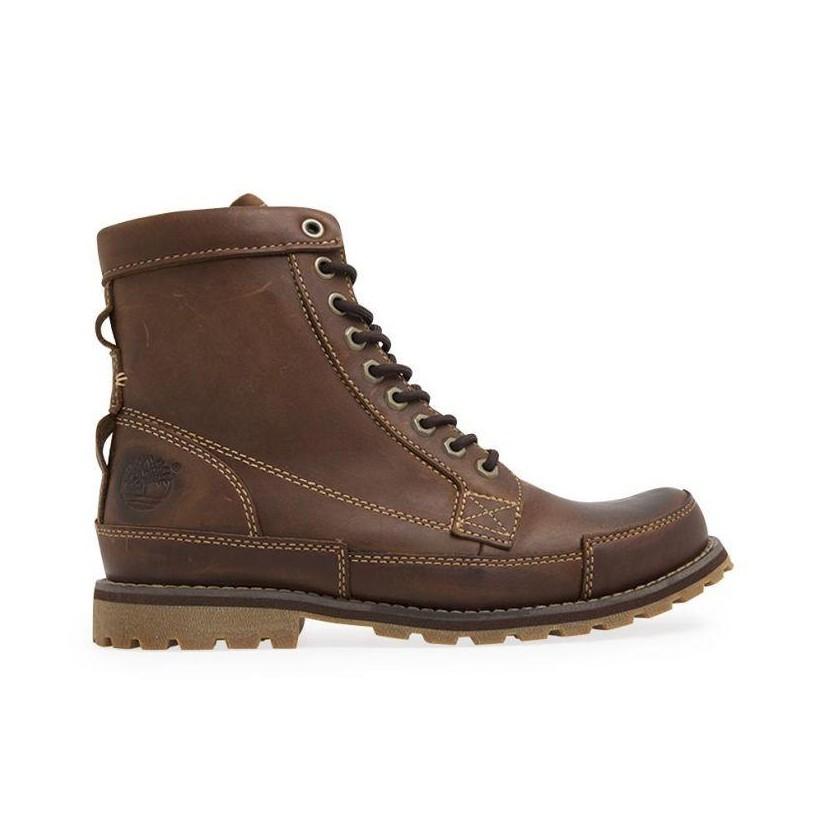 Men's Earthkeepers? Original Leather 6-Inch Boot Medium Brown Nubuck