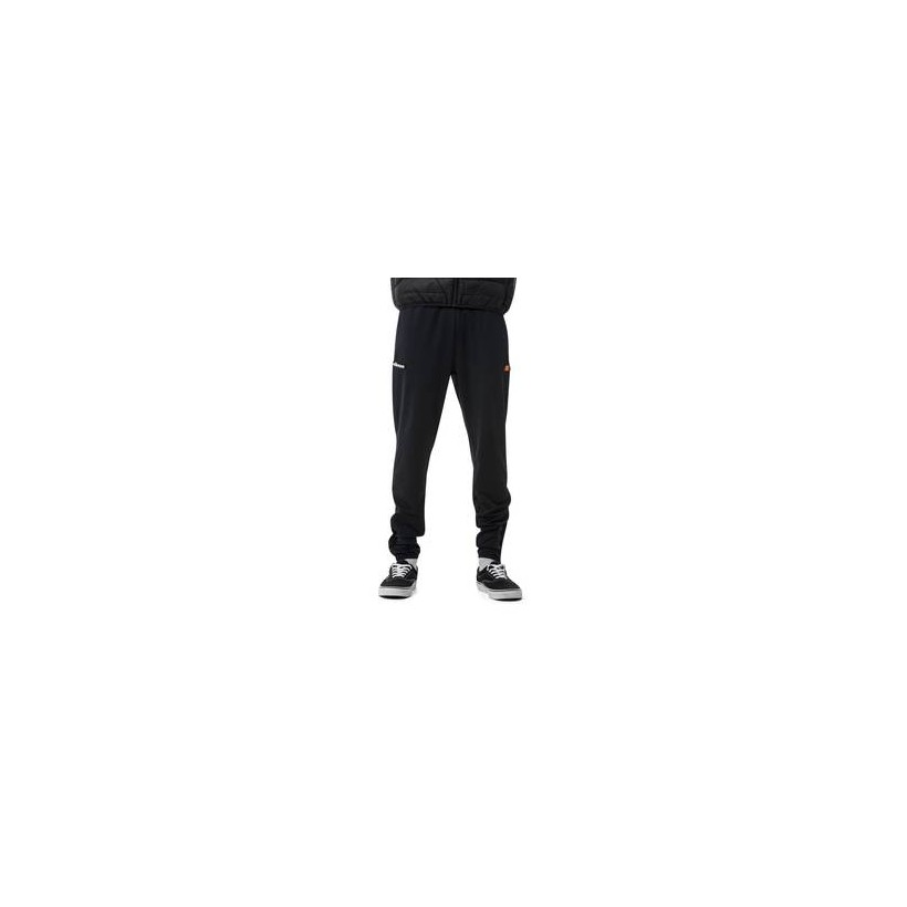 Mens Black Run Track Pant
