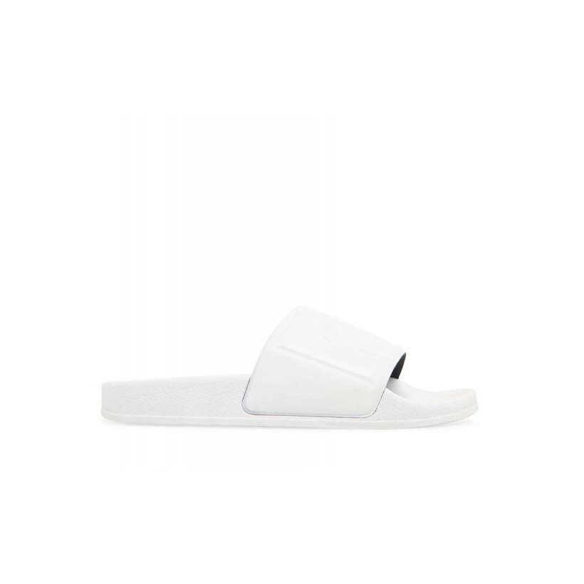 Mens Cart Slide II White