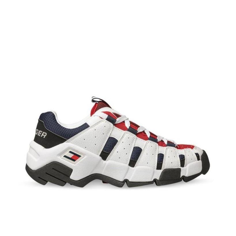 Mens Heritage Chunky Sneaker Rwb