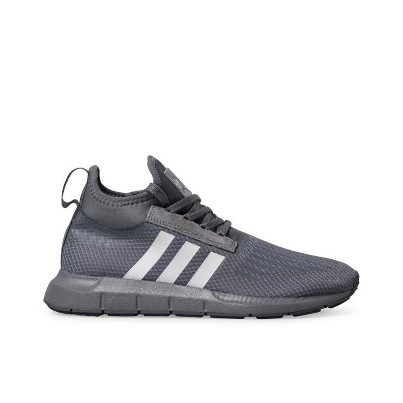 MENS SWIFT RUN BARRIER GREY/FTWR WHITE/GREY FIVE