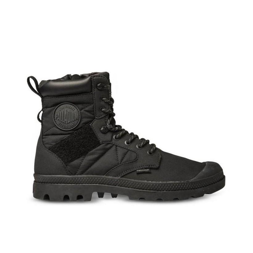 Mens Tactical Soldier TX Black