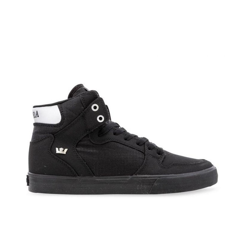 Mens Vaider Black/Chrome-Black