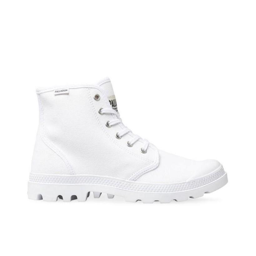 Pampa Hi Originale White/White