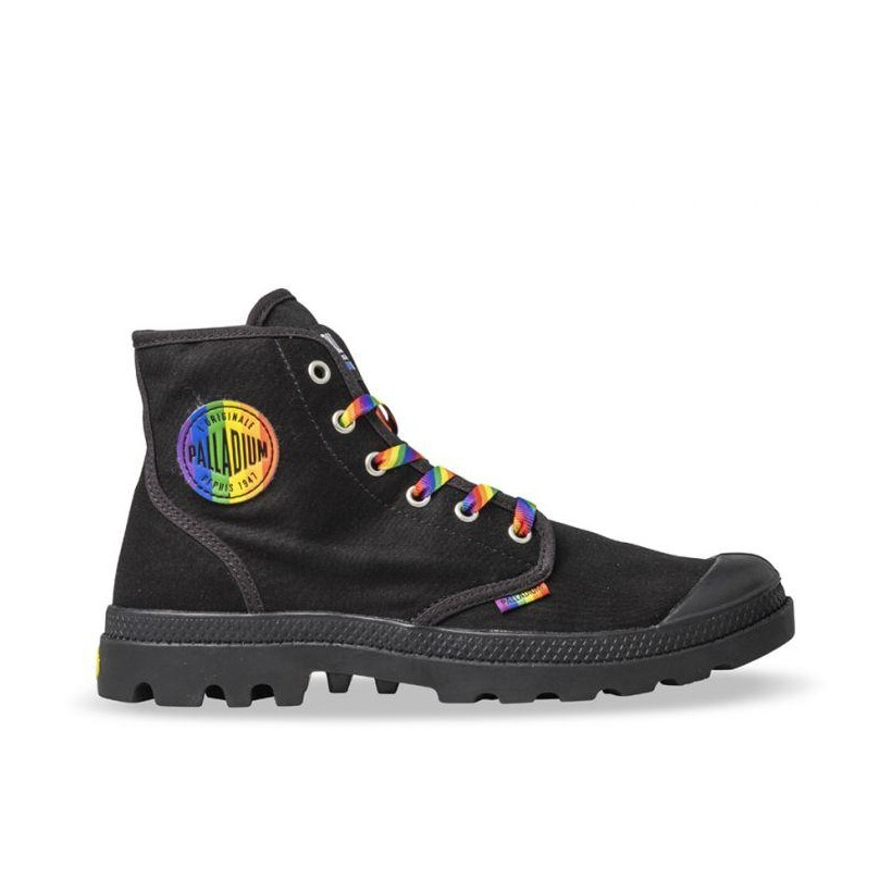 Pampa Pride Black/Rainbow