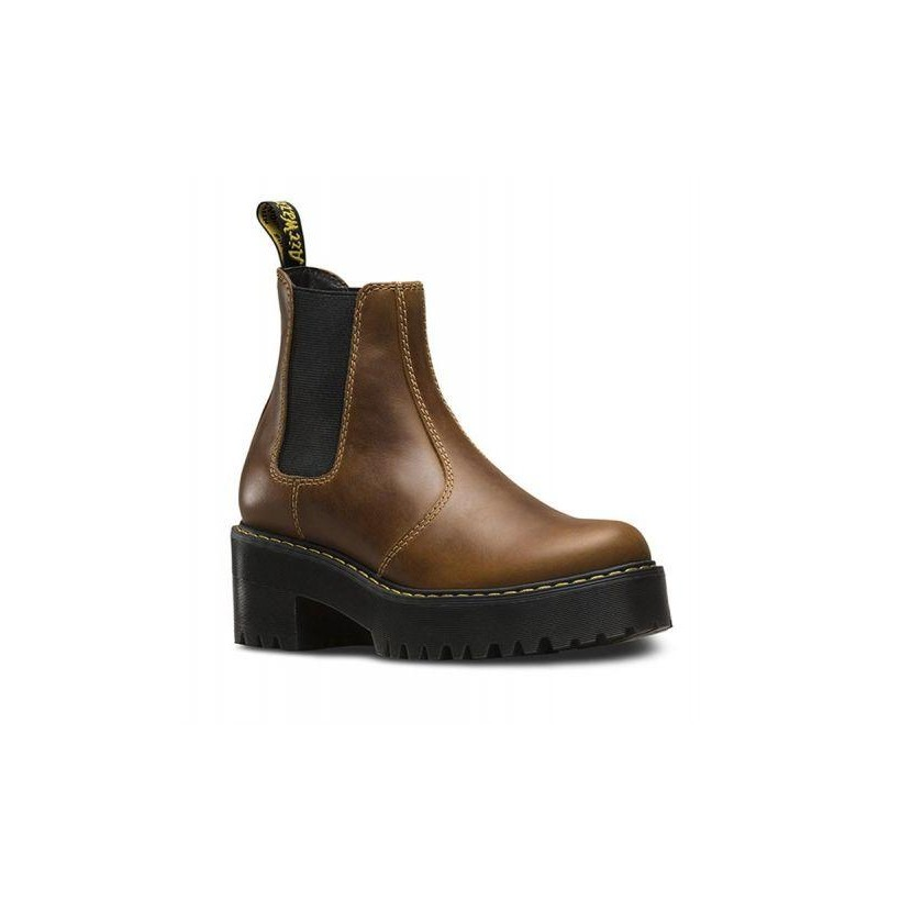 Rometty Chelsea Boot Butterscotch