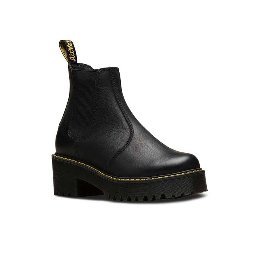 Rometty Chelsea Boot Black