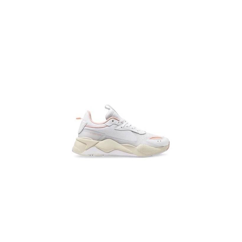 RSX Tech Puma White-Peach Bud