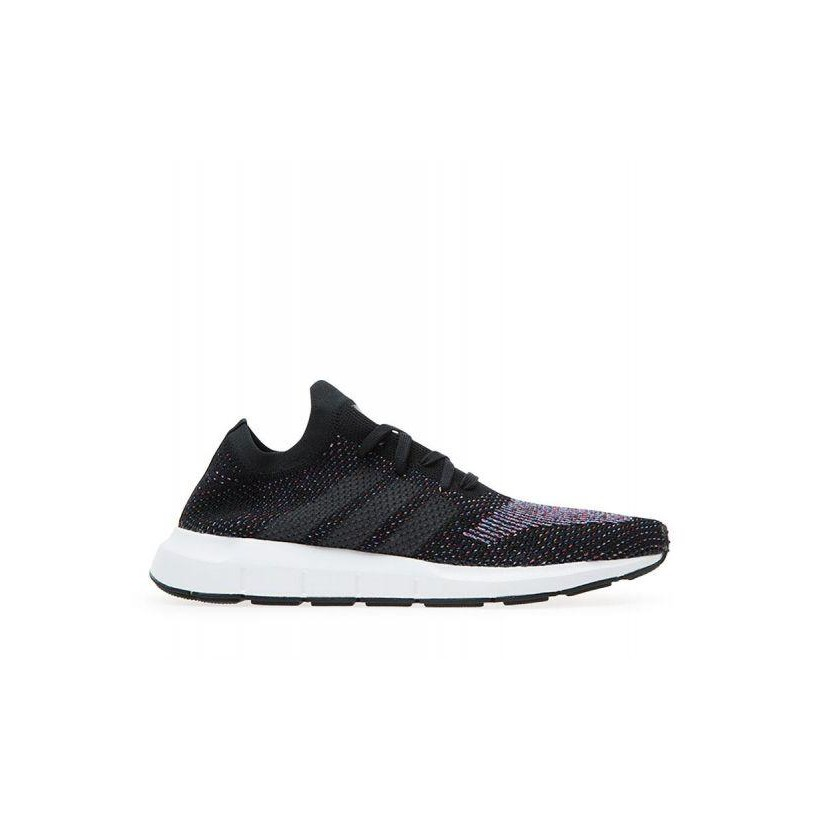 Swift Run Primeknit Core Black/Grey Five F17/Medium Grey Heather