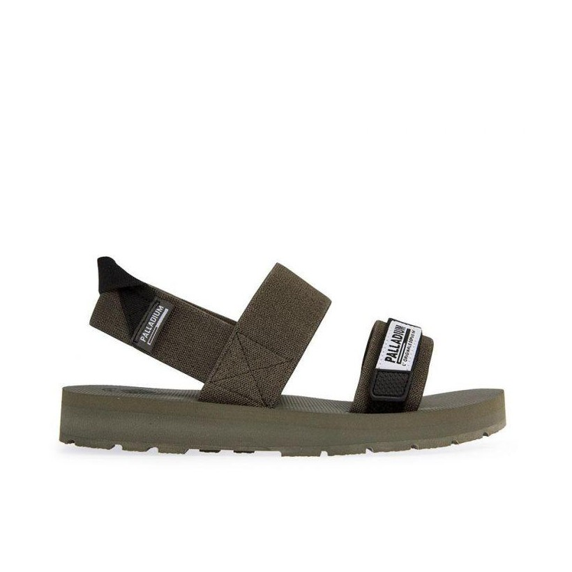URBAN EXPLORER SANDALS OLIVE NIGHT/BLACK/WHITE