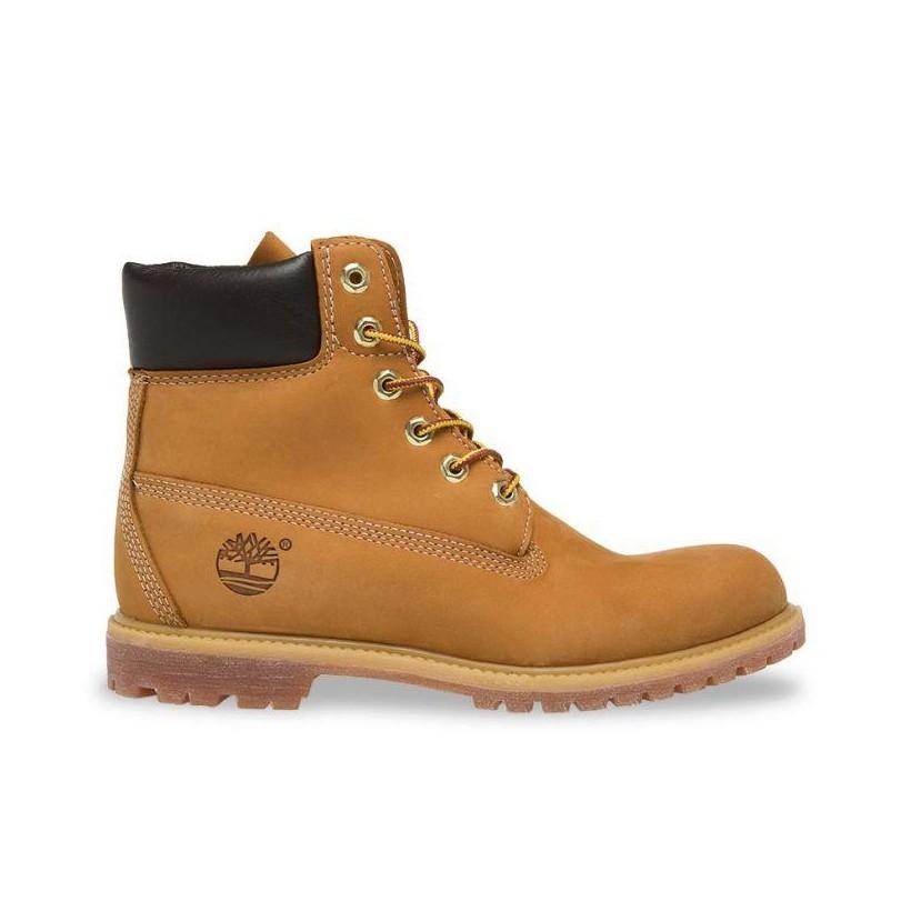 Women's 6-Inch Premium Waterproof Boot Wheat Waterbuck