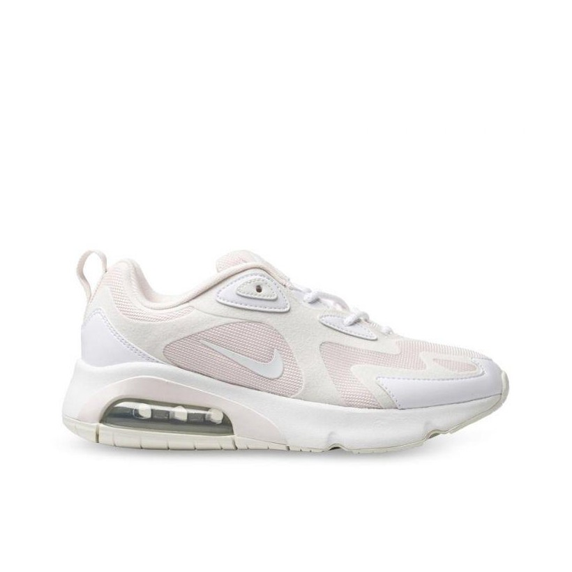 Womens Air Max 200 Light Soft Pink/White-Summit White