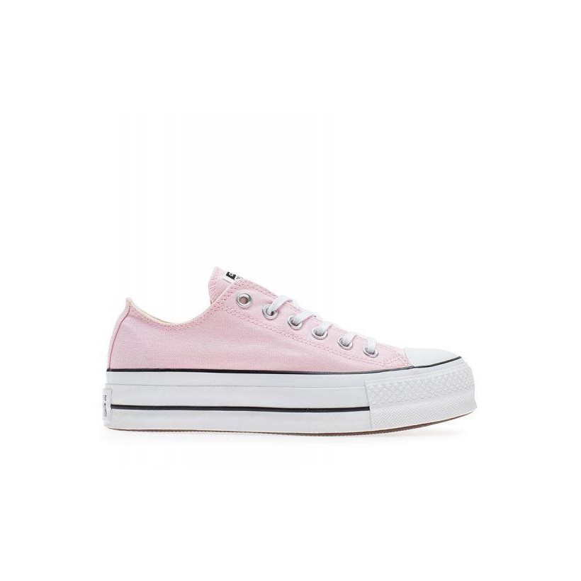 Womens CT All Star Platform Cherry Blossom/White/Black