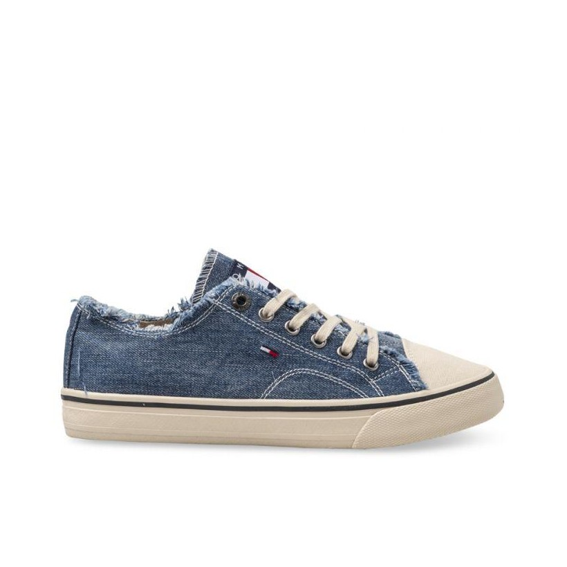 Womens Low Cut sneakers Denim