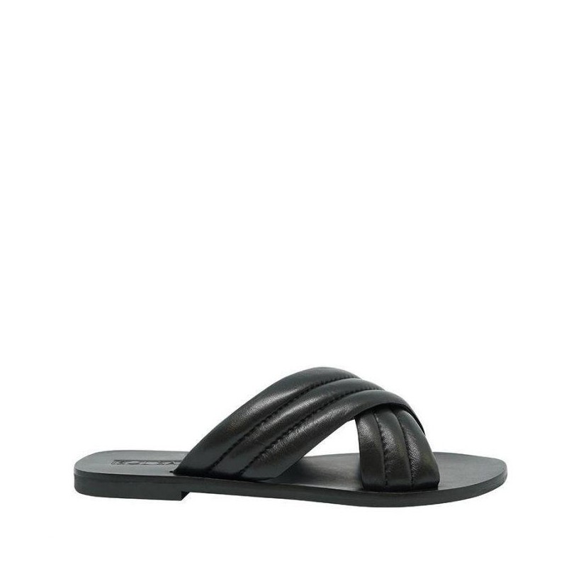 WOMENS PARLIX SLIDE BLACK
