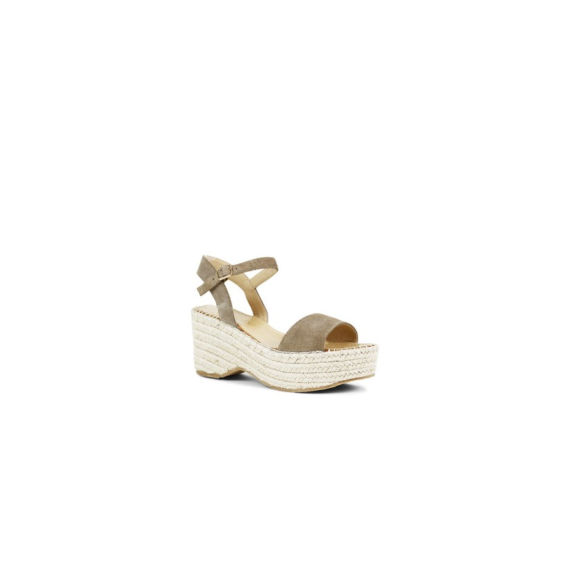 Randy - Sand Suede by Siren Shoes