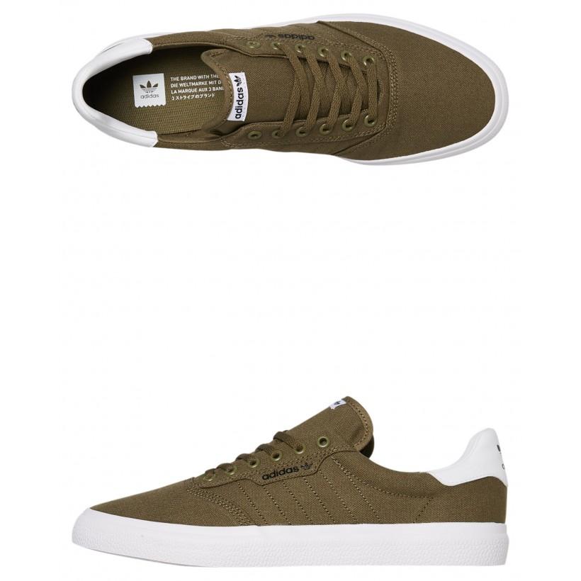 3Mc Shoe Raw Khaki