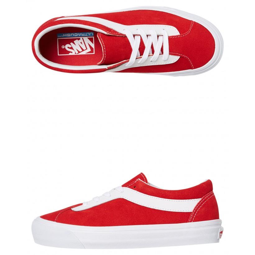 Bold Ni Shoe Red