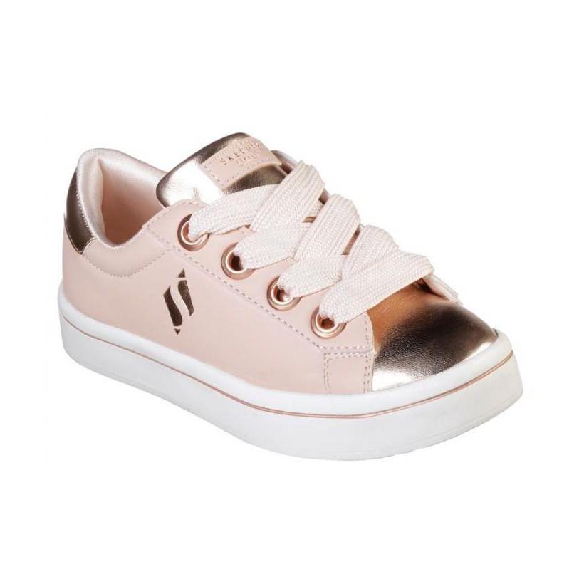 Light Pink - Girls' Hi-Lites - Medal Toes