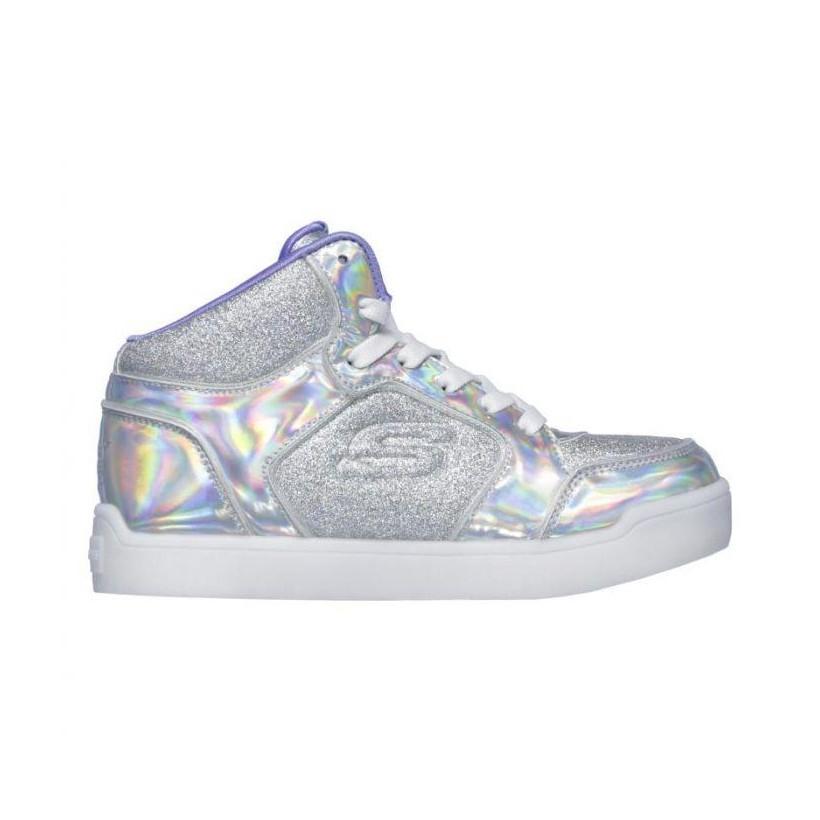 Silver - Girls' S Lights: Energy Lights Ultra - Glitzy Glow