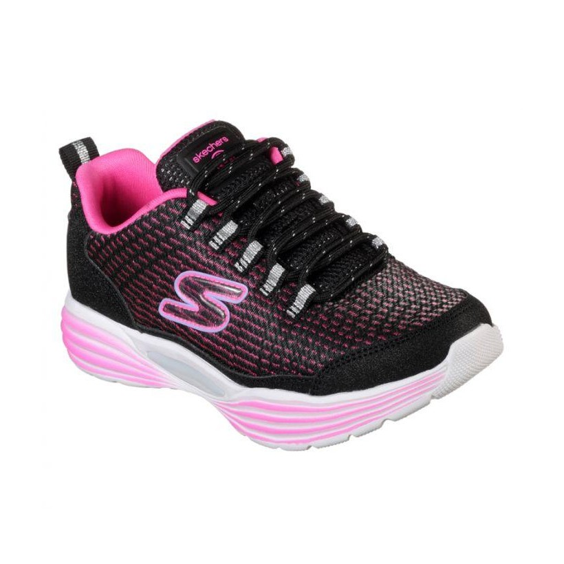 Black/Pink - Girls' S Lights: Luminators Luxe
