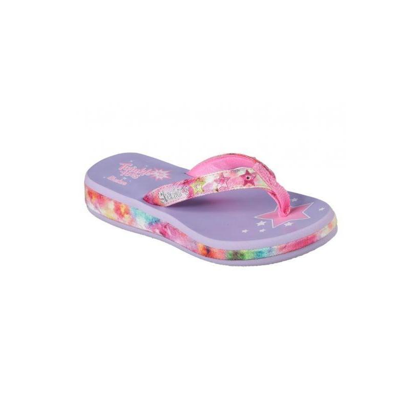 Yellow/Multi - Girls' Twinkle Toes: Sunshines - Hippie Skippie
