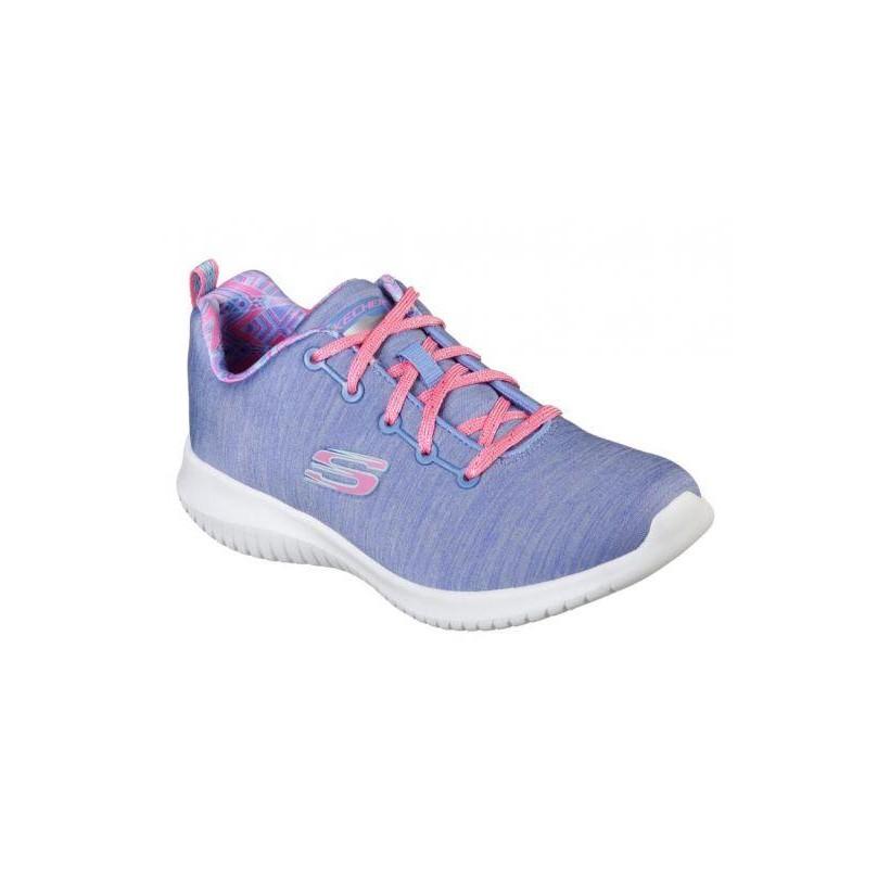 Perwinkle/Pink - Girls' Ultra Flex - First Choice