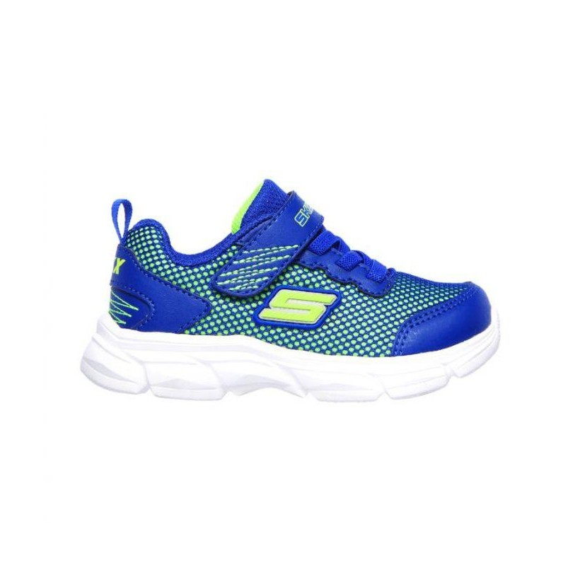 Blue/Lime - Infant Boys' Advance - Intergrid