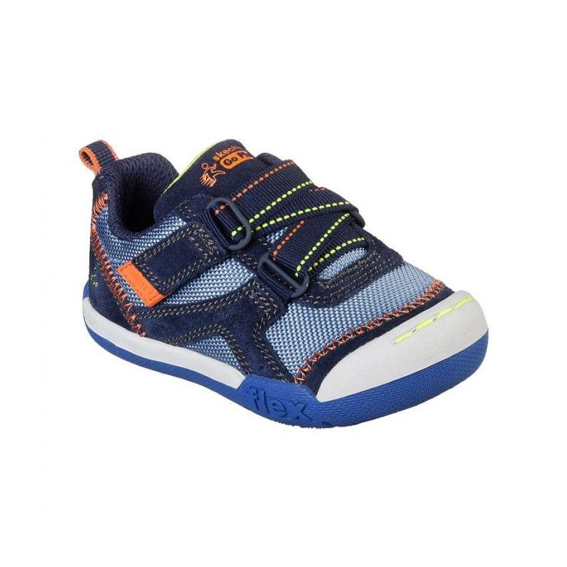 Navy Light Blue - Infant Boys' Flex Play - Easy Pick