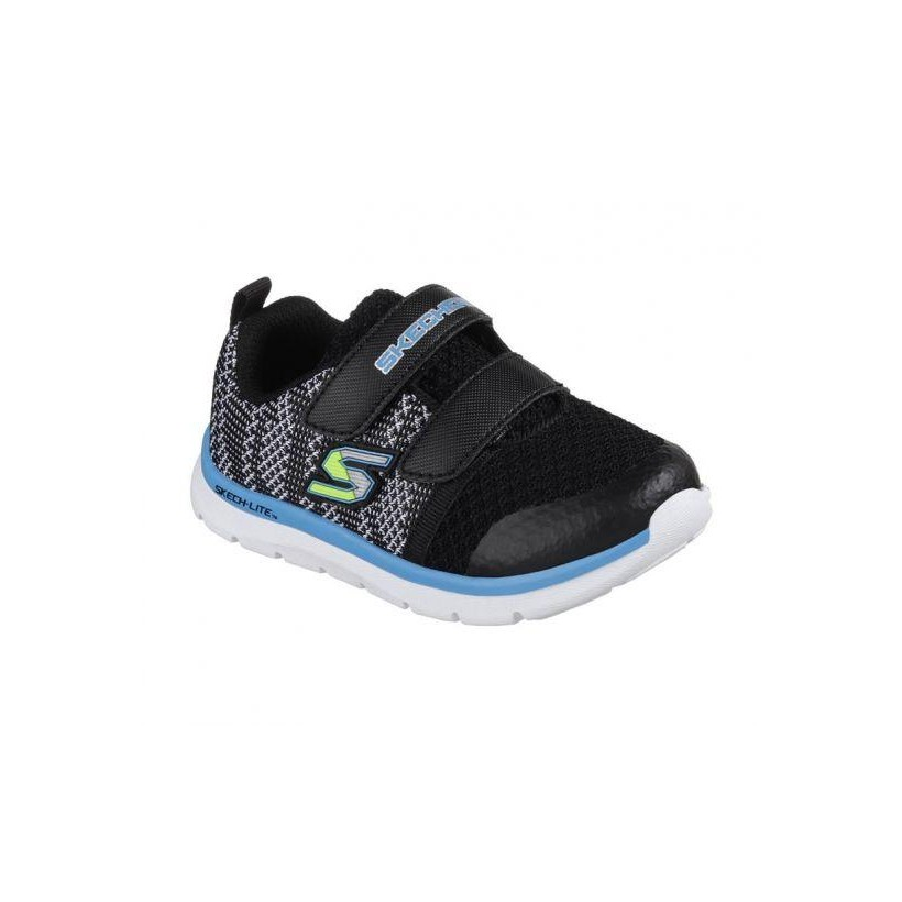 Black/White - Infant Boys' Skech-Lite - Speedy Steps