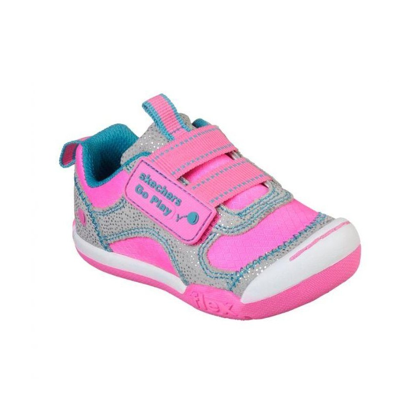 Grey/Hot Pink - Infant Girls' Flex Play