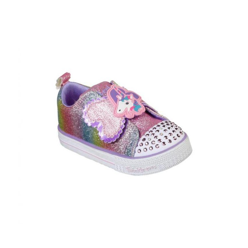 Multi - Infant Girls' Twinkle Toes: Shuffle Lite - Sparkle Pals