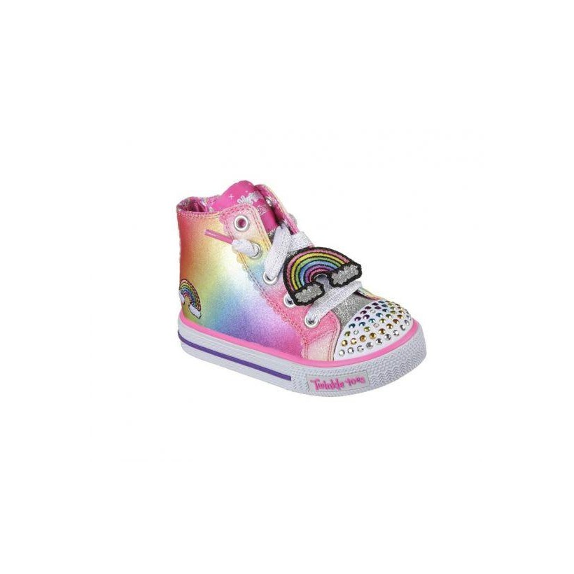 Multi - Infant Girls' Twinkle Toes: Shuffles - Patch Party