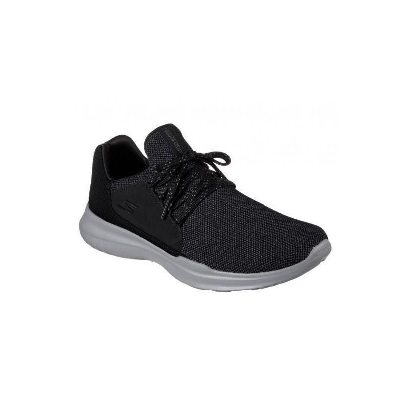 Black Grey - Men's Skechers GOrun MOJO - Verve