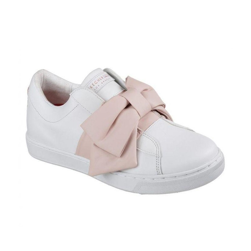White Pink - Women's Prima - Little Bow